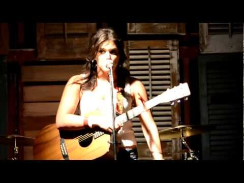 Katherine Kirkpatrick Singing A Janis Joplin Cover  Acoustic at The Feed And Seed Lafayette, LA