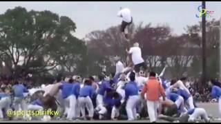 Japanese Dangerous Sport - رياضة يابانيه خطرة - بوتاشي