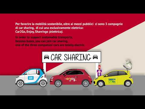 Sustainable transport in Florence // Mobilità sostenibile a Firenze