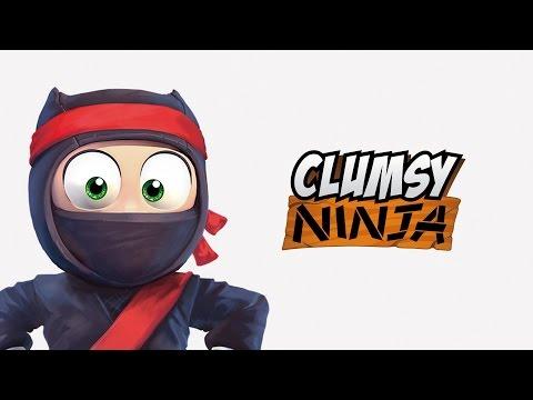 Clumsy Ninja - Launch Trailer