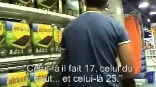 """PLIZ 2008 Défi5 """"Le faux vendeur"""""""