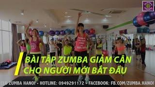 18 Minute  Zumba Dance Workout For Beginners- Bài tập Zumba giảm cân cho người mới bắt đầu - Lamita