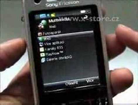 Sony Ericsson P1i videorecenze - 2.part (review)