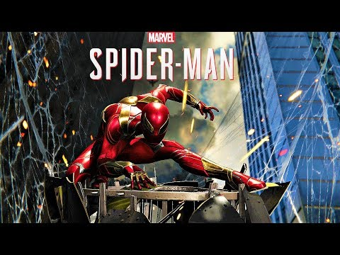 CLASSIC IRON SPIDER GAMEPLAY - Spider-Man PS4