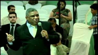 Pr. Genival Bento prega na ultima noite da 5ª AGE  em Alagoas
