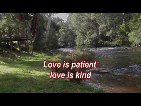 Love Is - vocal