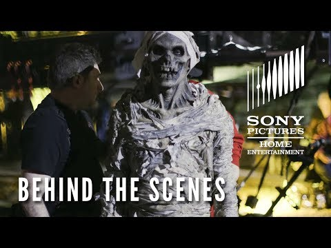 Goosebumps 2 - Behind the Scenes Clip - Designing The Monsters