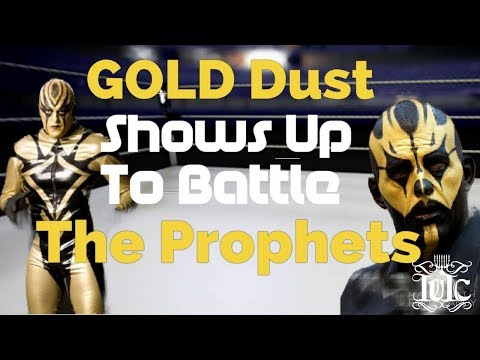 The Israelites: Gold Dust Shows Up To Battle The Prophets