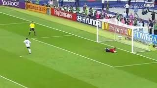 Germany vs Argentina 2006 world cup penalty shootout + fight