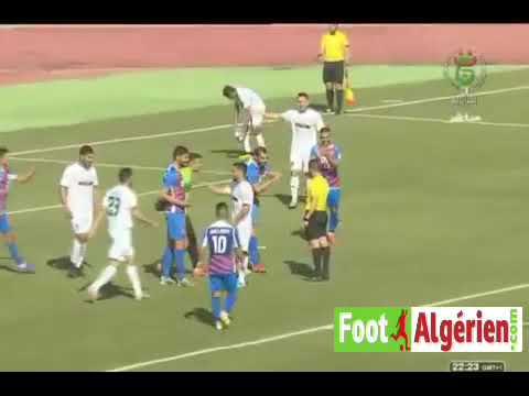 Ligue 2 Algérie 23e journée RC Relizane 2   0 Olympique Médéa