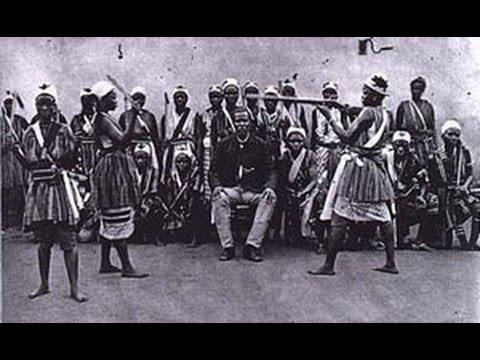 The Mino Warriors of Dahomey