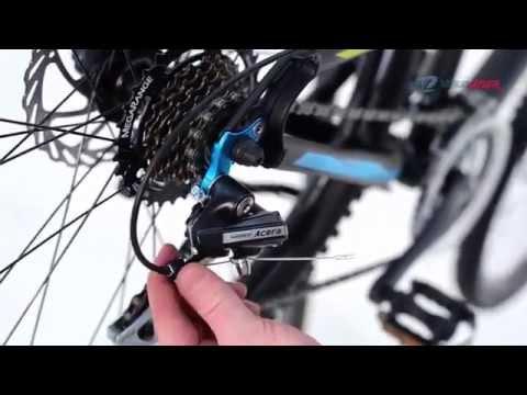 Настройка скоростей и тормозов на велосипеде