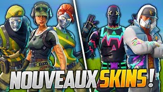 THE 10 PROCHAINS SKINS FORTNITE 4.0 AND PRICE! (Fortnite Battle Royale)