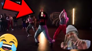 Cardi B - Money - Dance Choreography | REACTION