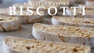 Biscotti (vegan) ☆ ビスコッティの作り方