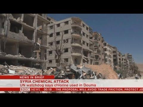 BBC MISREPRESENTS OPCW REPORT TO MAINTAIN UK FCO DOUMA NARRATIVE