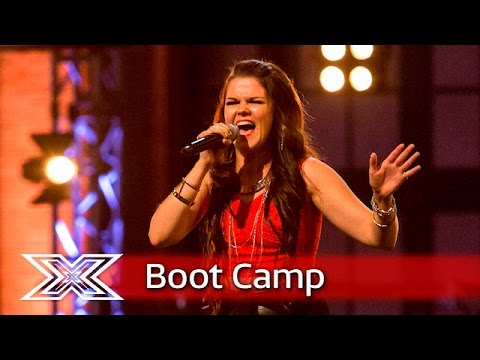 Will Saara Alto wow with On The Radio? | Boot Camp | The X Factor UK 2016