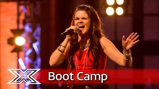 Will Saara Aalto wow with On The Radio? | Boot Camp | The X Factor UK 2016
