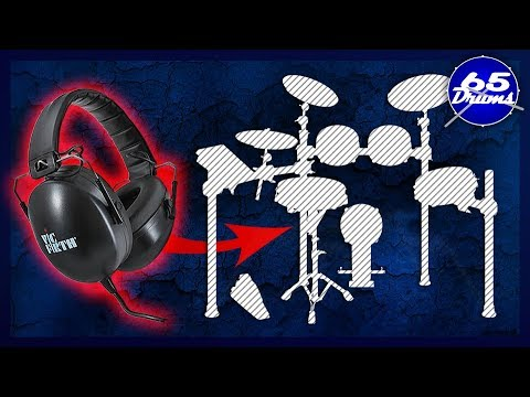 Should You Use Isolation Headphones With Electronic Drums?