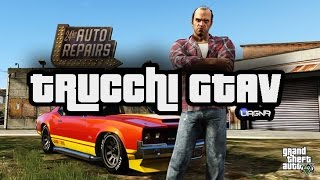 Top 10 Trucchi GTA 5 (Ps4/Slim/Pro, Ps3, Xbox One/S, Xbox 360)   by Freeser 89