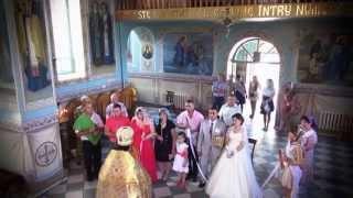 Венчание в храме Св. Дмитрия Новые Анены