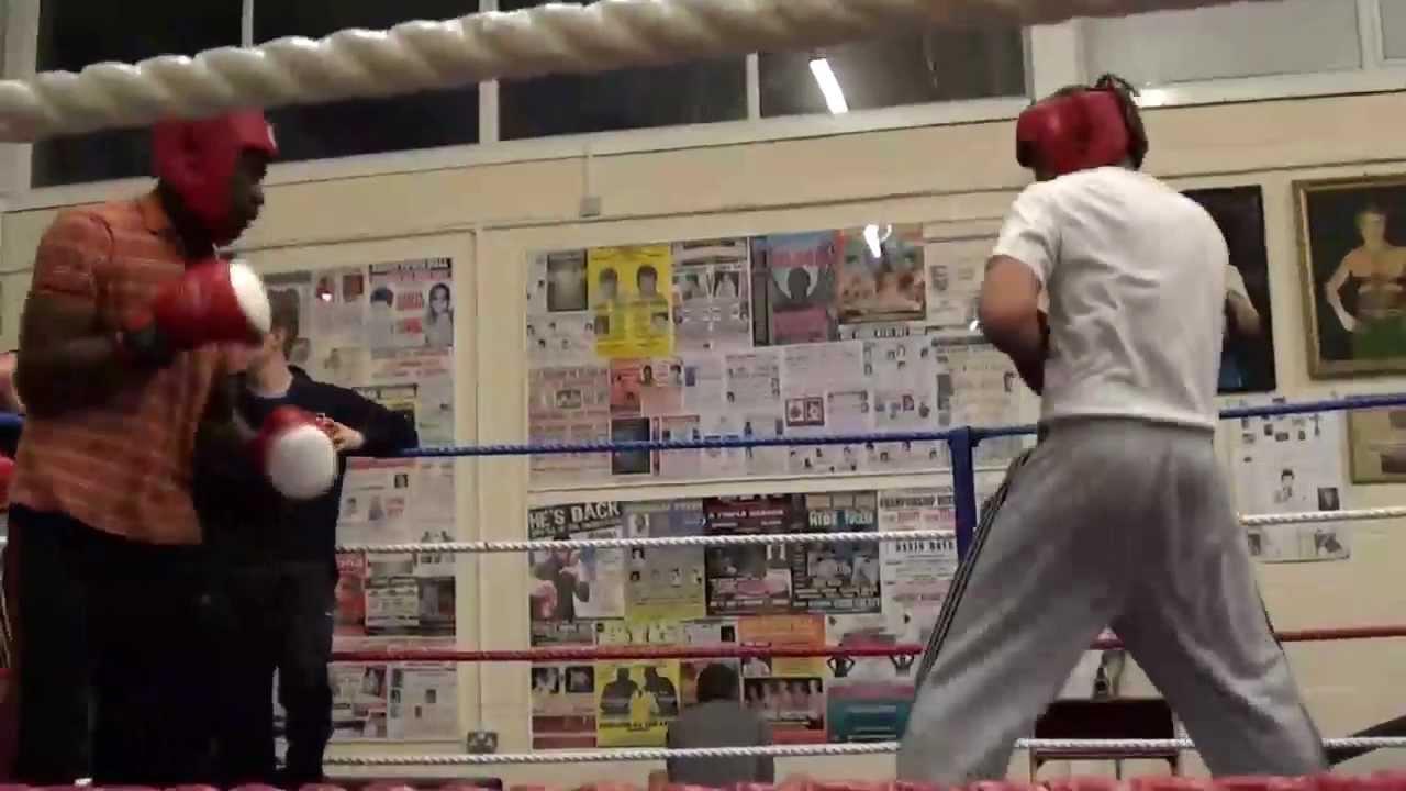 Amateur boxing club