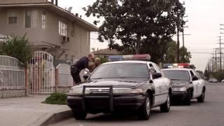 LAPD African Cops Trailer