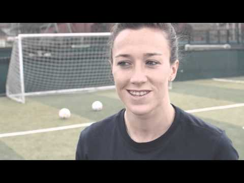 Let's Talk... Periods with Lucy Bronze