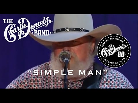 The Charlie Daniels Band - Simple Man (Live)