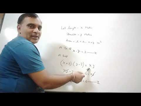 45 Linear Equations Of Class X By Ravi Taneja Of Ex 3E.11