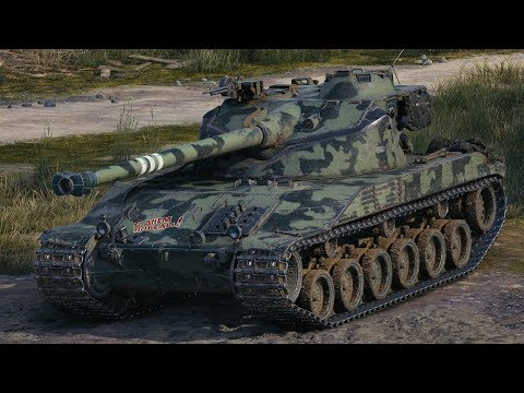World of Tanks Bat.-Châtillon 25 t - 10 Kills 9,7K Damage (1 VS 5) thumbnail