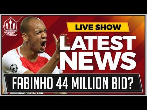 FABINHO To MAN UNITED Deal Close? MAN UTD News