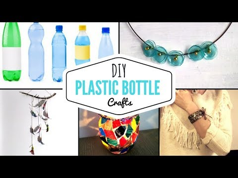 DIY Easy Plastic Bottle Craft Ideas   Creative Recycled Bottles   Best out of Waste Crafts
