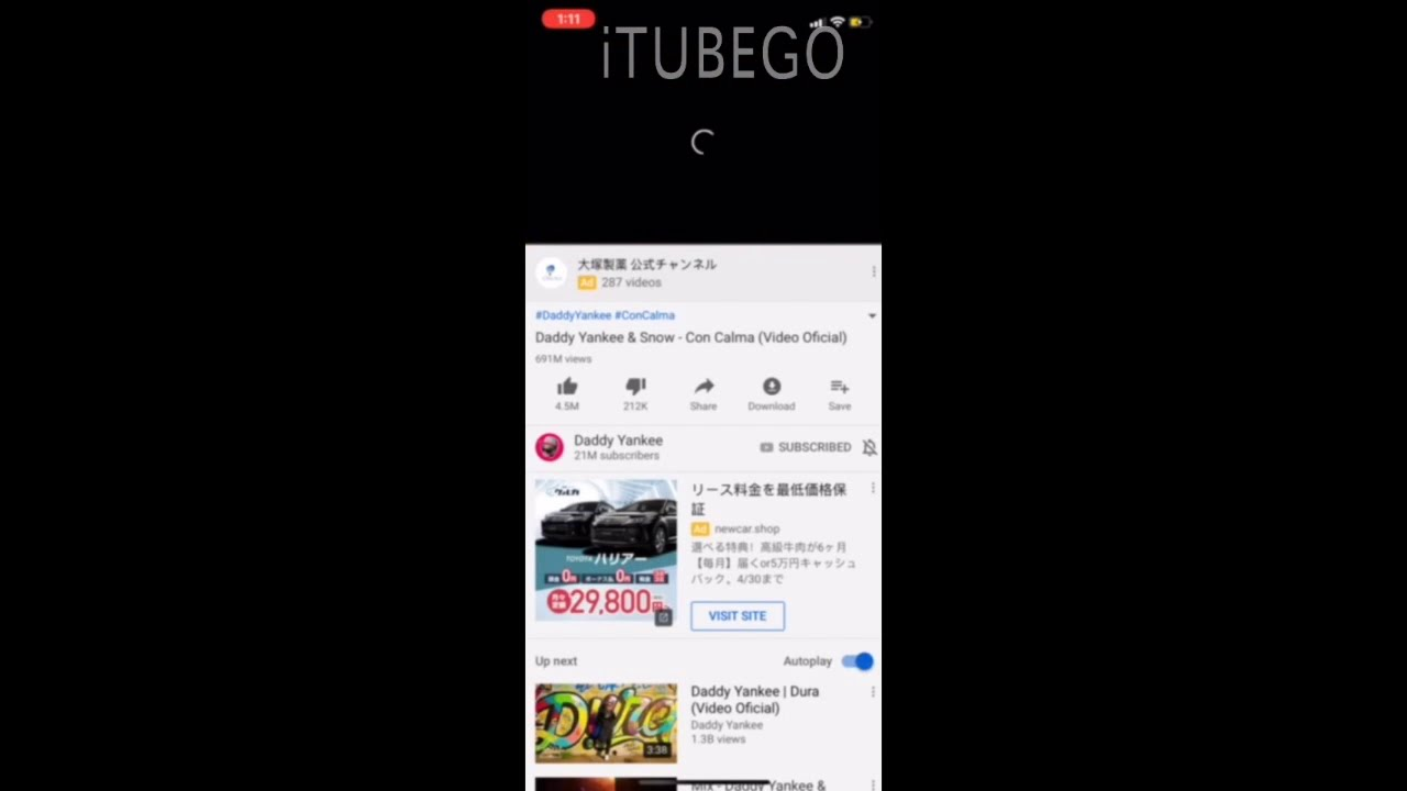 How to convert YouTube to MP3 on iPhone (No Computer) | iTubeGo
