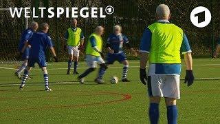 Schnappschuss: Gehfußball in Großbritannien | Weltspiegel
