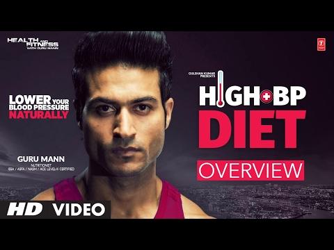 🌡 HIGH BP DIET 🌡 | PROGRAM OVERVIEW | Design & Created By Guru Mann
