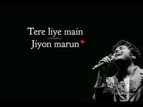 Tera Chehra Jab Nazar Aye - Arijit Singh