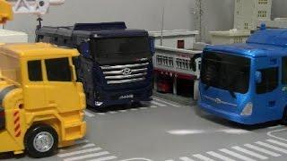 헬로카봇 트럭 장난감 Hello Carbot Truck Toys Transformation