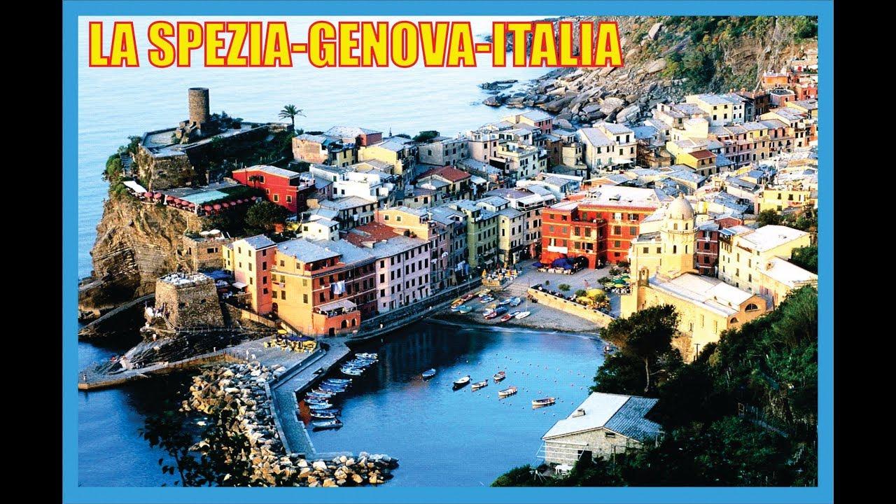 Genova la spezia italia turismo producciones vicari juan for Marletto arredamenti la spezia