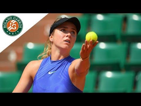 Elina Svitolina - Top 5 Roland Garros 2017