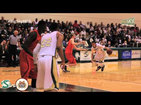 Sacramento State vs Idaho State Highlights - Big Sky Men