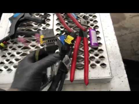 Paccar Def Line Heater Wiring Issue Youtube