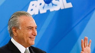 Brazil president moves closer to corruption trial thumbnail
