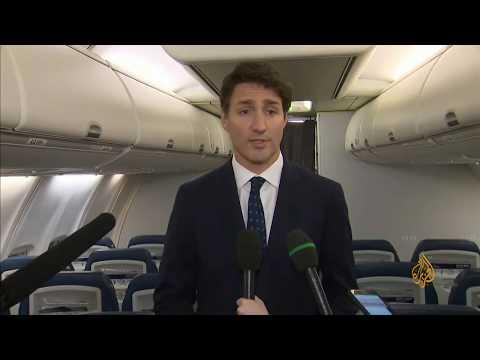 ????رئيس وزراء كندا يعتذر عن ظهوره في صورة التقطت عام 2001 وهو يضع مساحيق داكنة اللون  - نشر قبل 2 ساعة