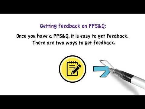 Problem Purpose Statement & Question (PPS&Q) Tips