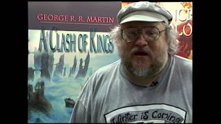 Our interview with George R.R. Martin in San Jose.