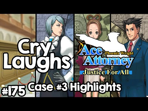 BREASTS | Phoenix Wright: Justice for All Case 3 #5