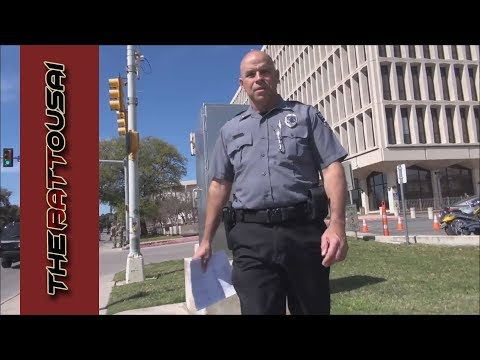 1st Amendment Audit Federal Building/Tower of Americas San Antonio TX 2/26/2016