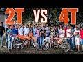 Motor 2 tiempos o 4 tiempos para hacer Motocross ¿con cual iniciar?