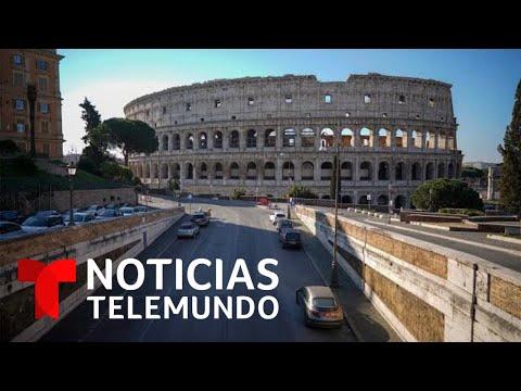 Crece el número de fallecidos en Italia por el COVID-19 | Noticias Telemundo